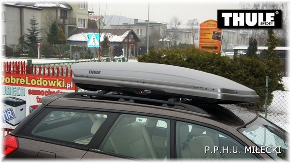 Autobox Thule dynamic tytan