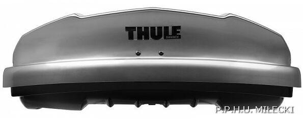 Autobox Thule dynami czarny metalik