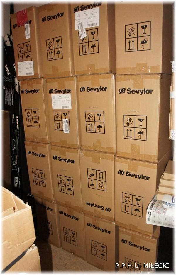 Kajak SevylorHudson KCC360Sevylor