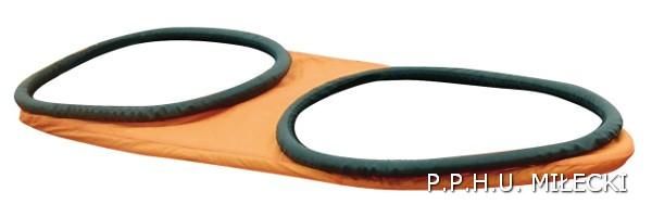 Kajak SEVYLOR Pointer ST6107K1jednoosobowy o wymiarach 305x81cm renomowanejfirmySevylor